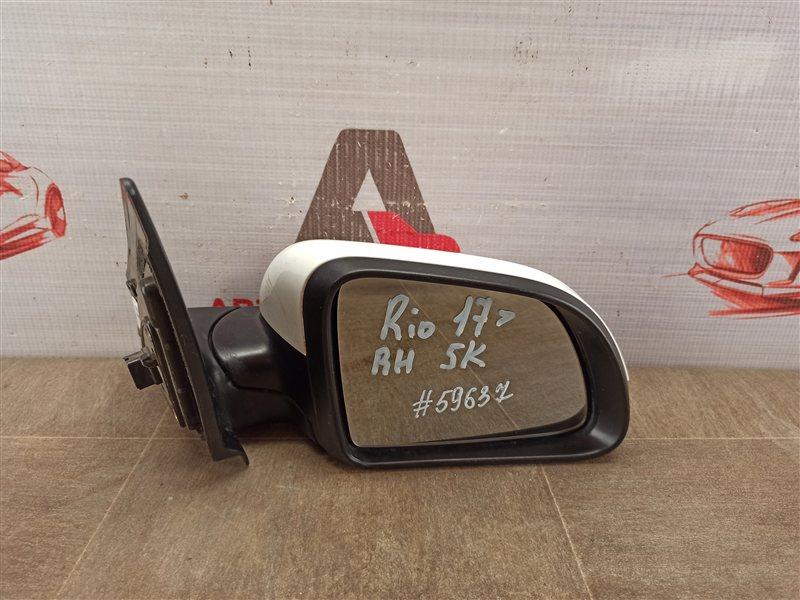 Зеркало правое Kia Rio (2017-Н.в.)
