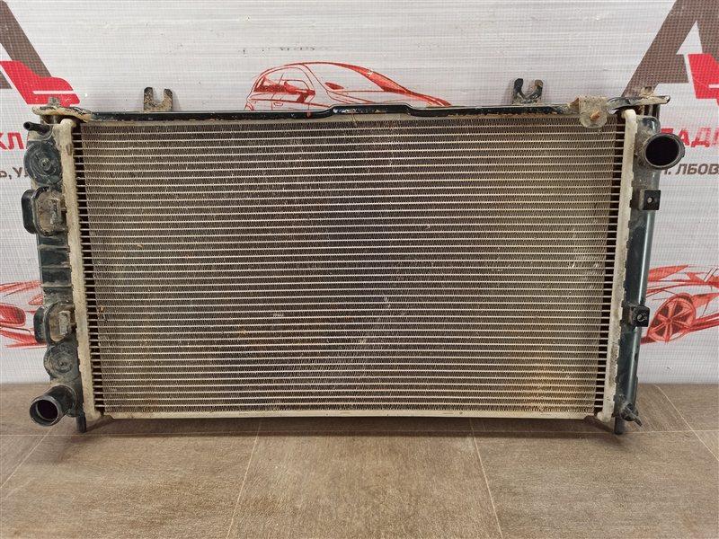 Радиатор охлаждения двигателя Lada Granta