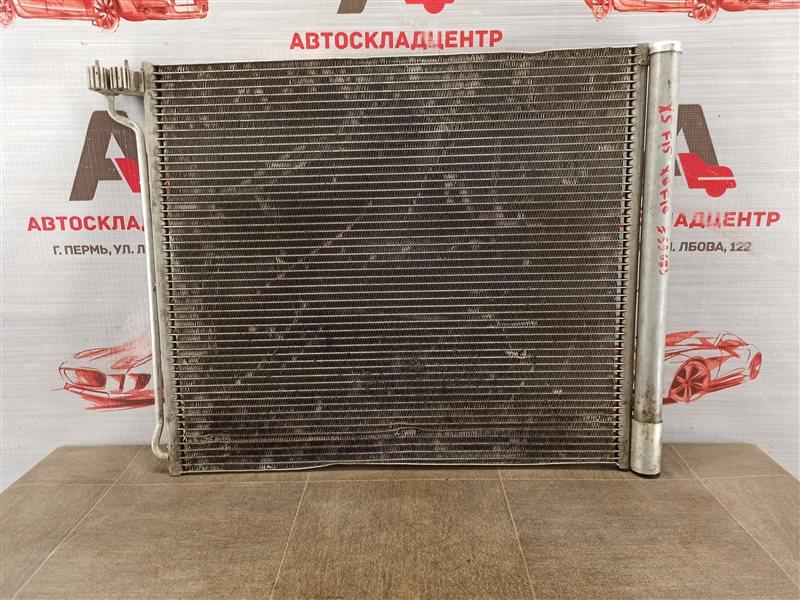Конденсер (радиатор кондиционера) Bmw X5-Series (F15) 2013-2018