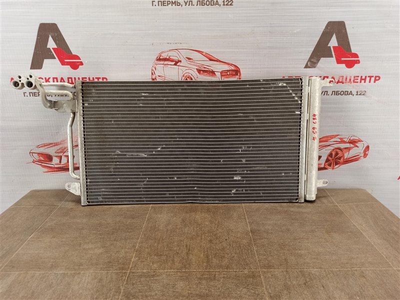 Конденсер (радиатор кондиционера) Audi A1 (2010-2016)