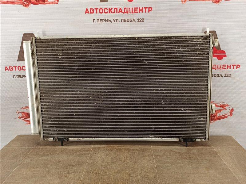 Конденсер (радиатор кондиционера) Toyota Rav-4 (Xa40) 2012-2019