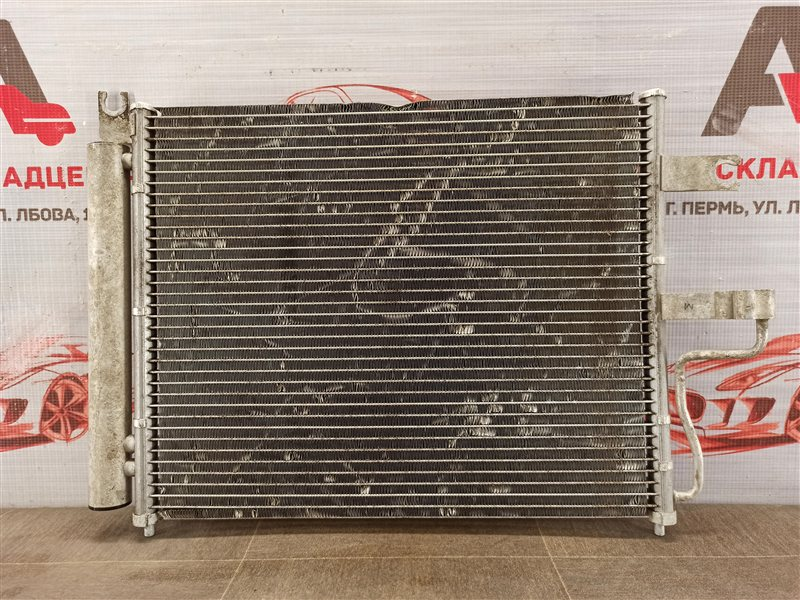 Конденсер (радиатор кондиционера) Hyundai Accent 1999-2012 (Тагаз)