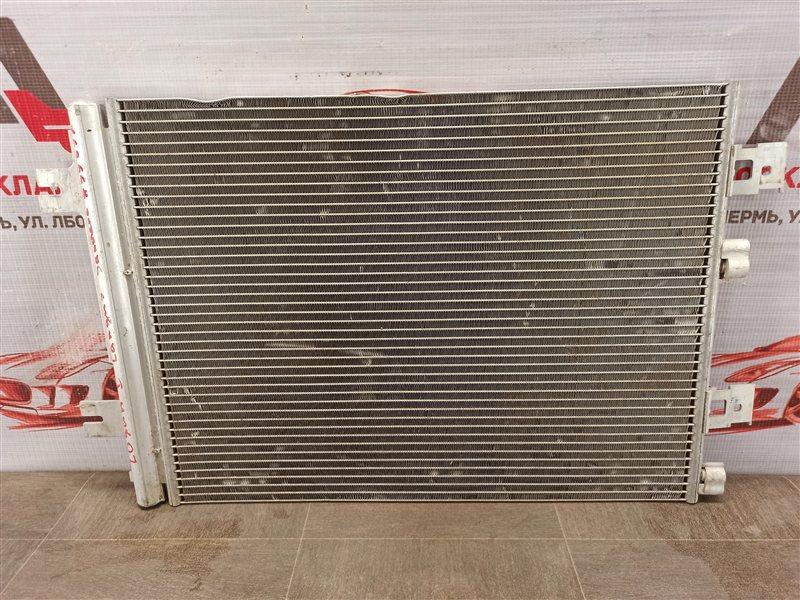 Конденсер (радиатор кондиционера) Lada Largus