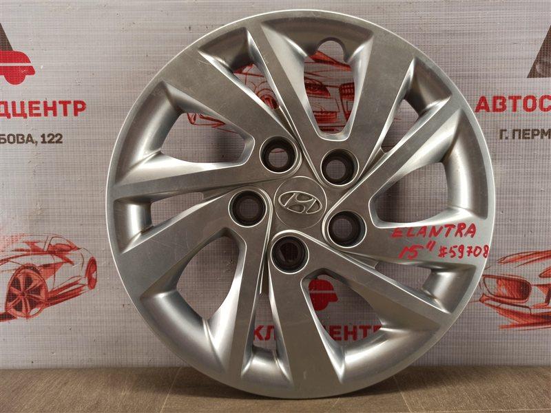 Колпак колесного диска Hyundai Elantra (2015-2020)
