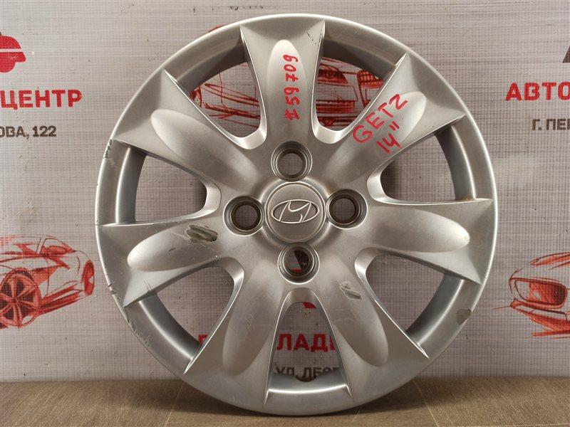 Колпак колесного диска Hyundai Getz (2002-2011)