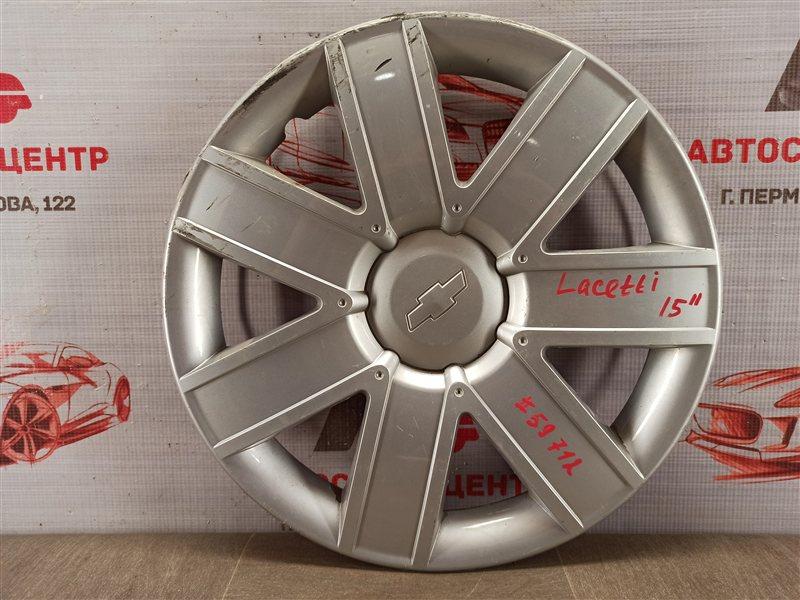 Колпак колесного диска Chevrolet Lacetti