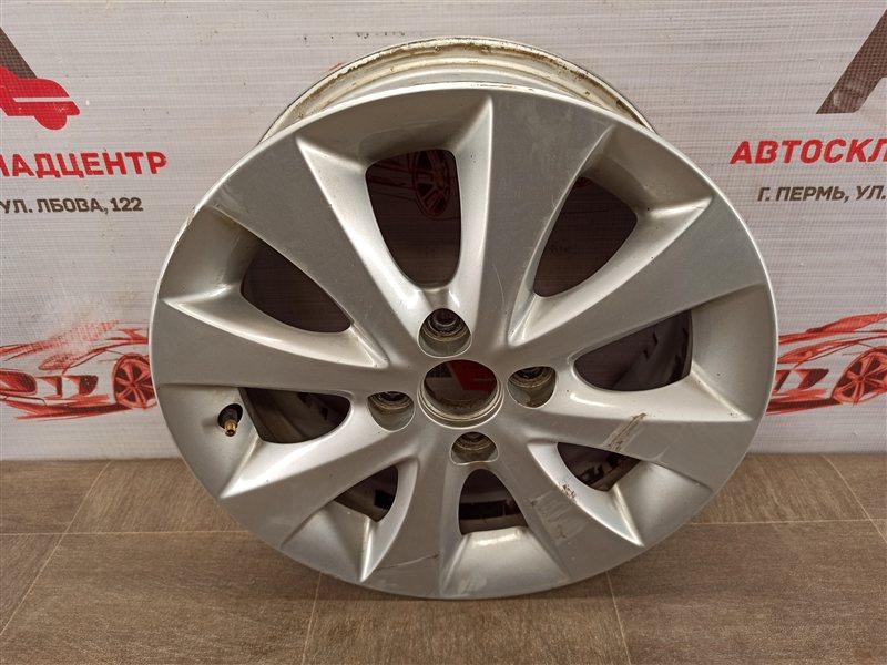 Диск колеса (литой) Hyundai Solaris (2010-2017)