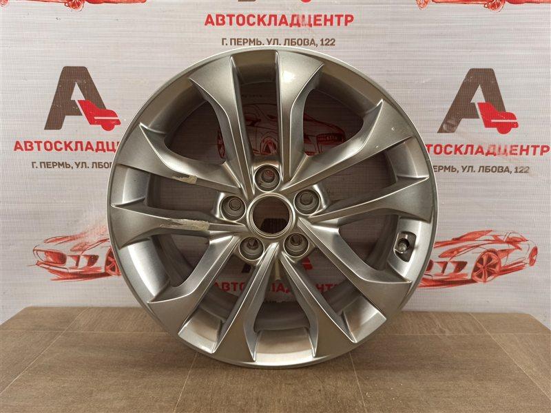 Диск колеса (литой) Hyundai Santa-Fe (2018-Н.в.)