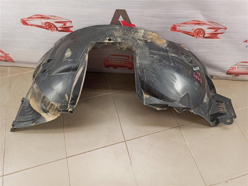 Локер (подкрылок) передний левый Lada X-Ray