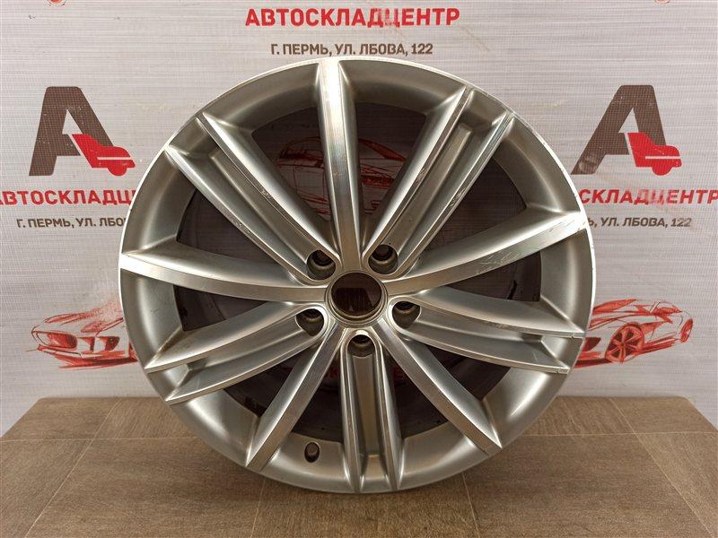 Диск колеса (литой) Volkswagen Tiguan (2007-2017)