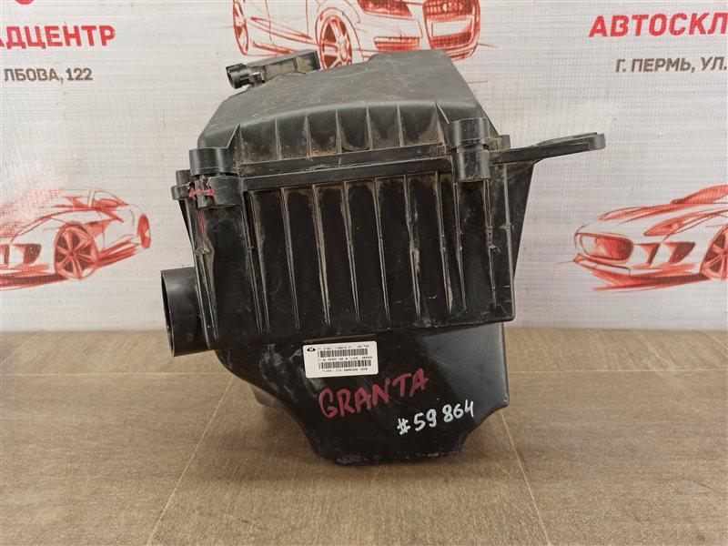 Корпус воздушного фильтра двигателя Lada Granta