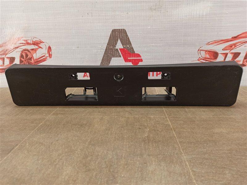 Планка (рамка) номерного знака Lexus Rx -Series 2015-Н.в.