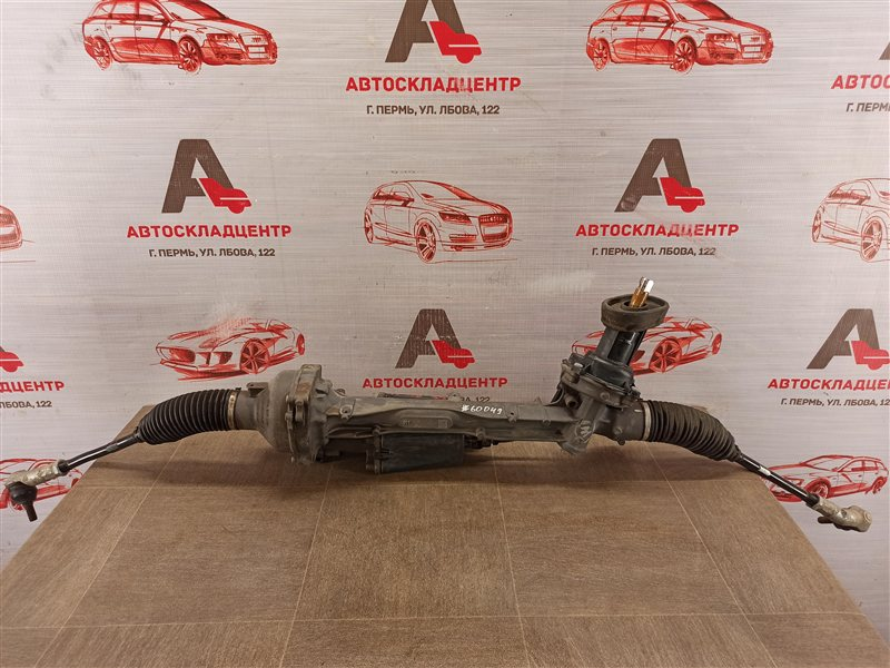 Рулевое управление - рейка Volkswagen Tiguan (2017-Н.в.)