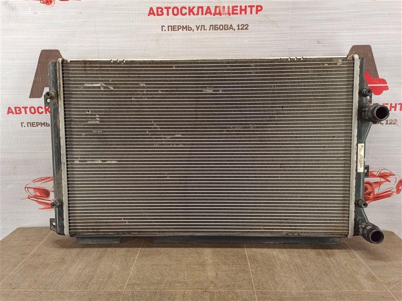 Радиатор охлаждения двигателя Audi A3 (2003-2013)