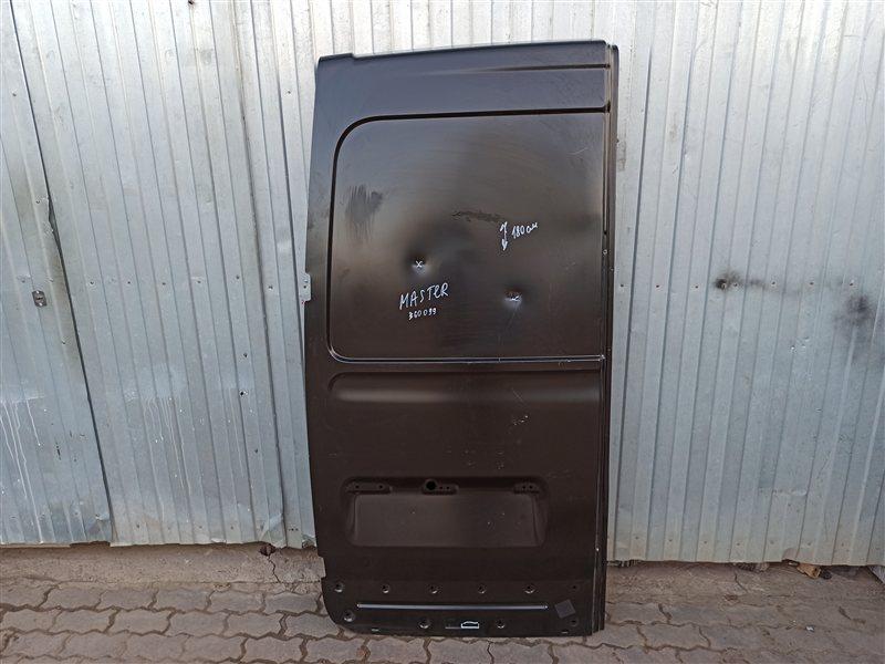 Дверь кузова задняя Renault Truck (Грузовые И Коммерческие) Master (2010-Н.в.) левая