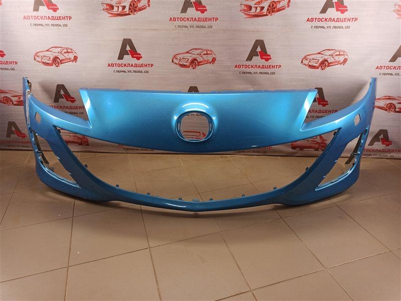 Бампер передний Mazda Mazda 3 (Bl) 2008-2013 2008