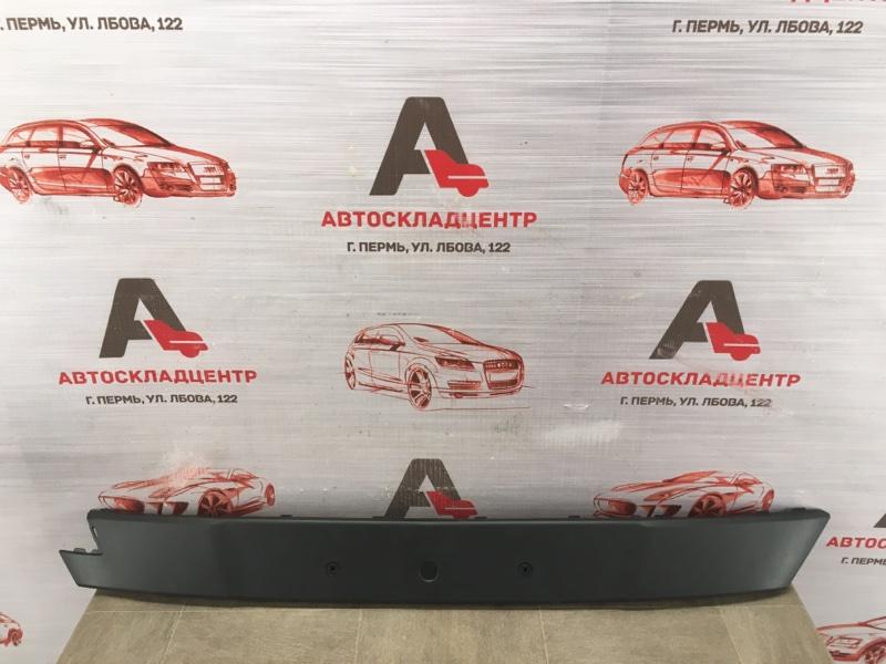 Молдинг бампера Opel Astra - J (2009-2015) 2012 передний