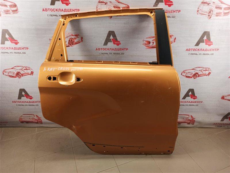 Дверь задняя правая Lada X-Ray