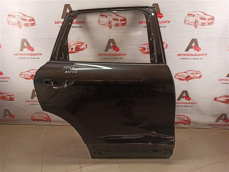 Дверь задняя правая Volkswagen Touareg (2010 - 2018)