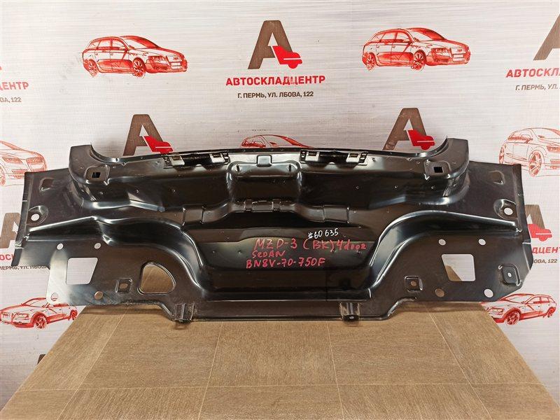 Кузов - панель задка Mazda Mazda 3 (Bk) 2003-2009