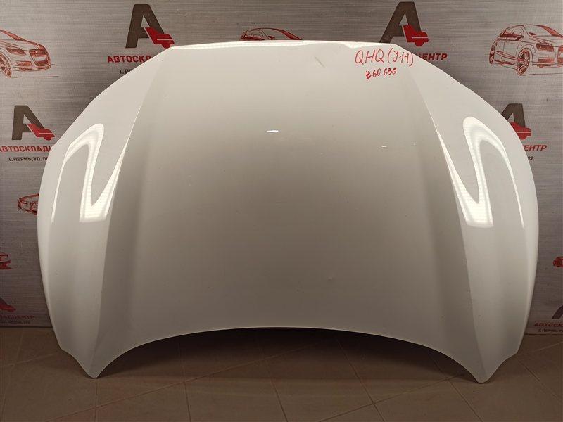 Капот Nissan Qashqai (2013-Н.в.) 2019