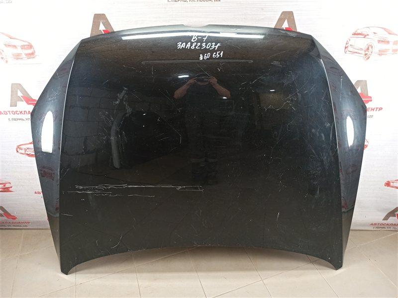 Капот Volkswagen Passat (B7) 2010-2014