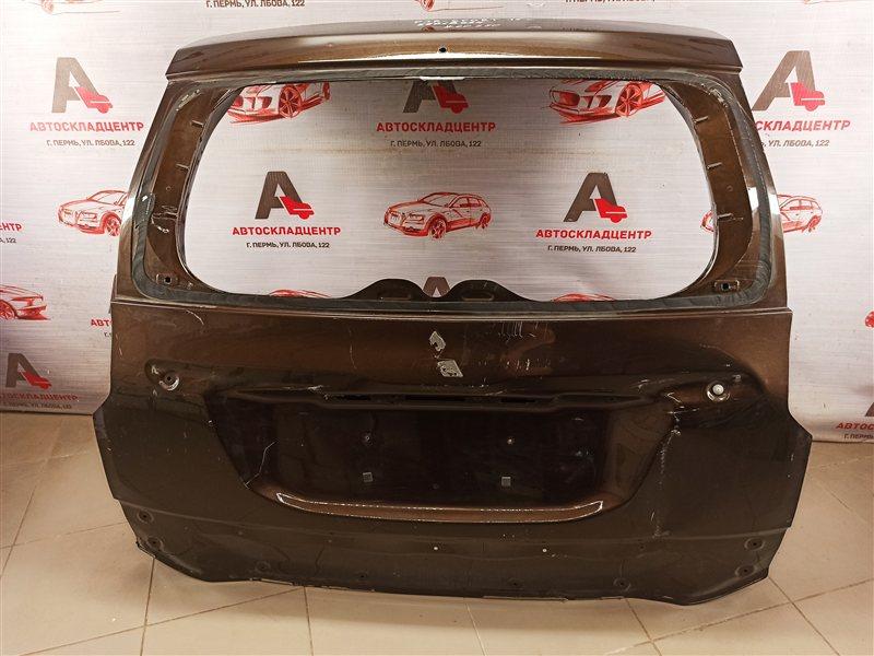 Дверь багажника Mitsubishi Pajero Sport (2016-Н.в.)