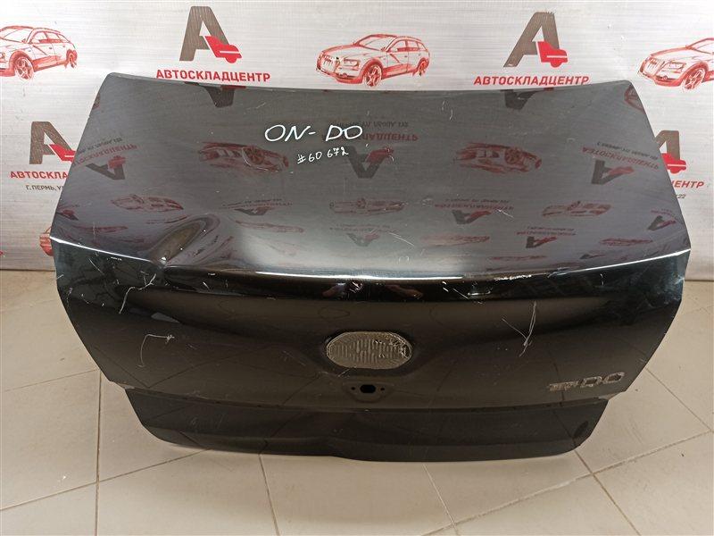 Крышка багажника Datsun On-Do (2014-Н.в.)