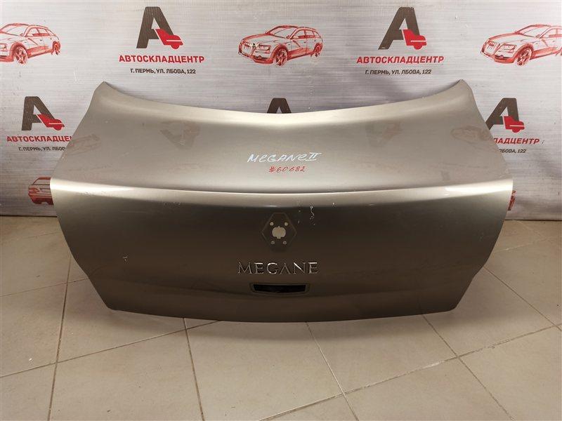 Крышка багажника Renault Megane (2002-2009)