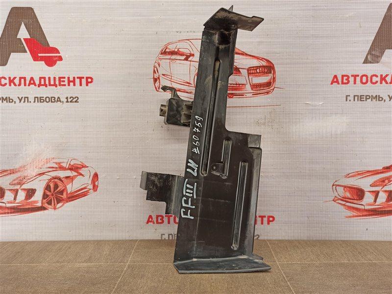 Дефлектор воздушного потока основного радиатора Ford Focus 3 2010-2019 2010 левый
