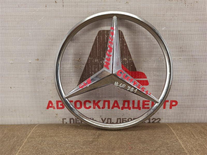 Эмблема (значок) Mercedes Gl-Klasse (X166) 2012-2015 передняя