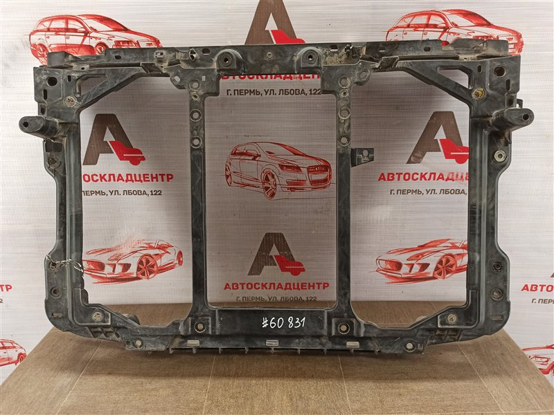 Панель передка (телевизор) - рамка радиатора Mazda Cx-5 (2011-2017)