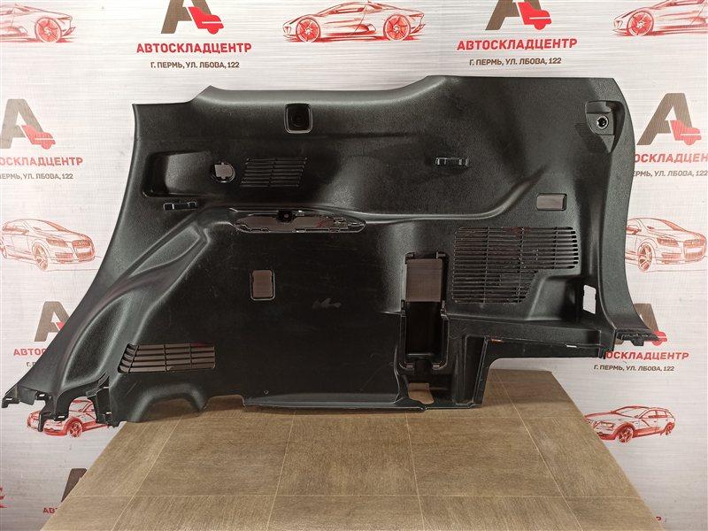 Обшивка багажника - боковая обивка Toyota Highlander (Xu50) 2013-Н.в. правая