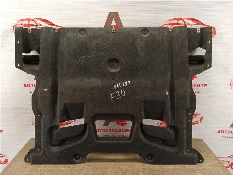 Защита моторного отсека - пыльник двс Bmw 5-Series (F10/11) 2009-2017