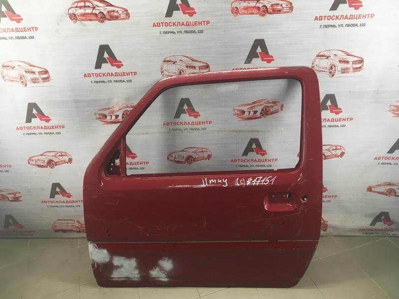 Дверь передняя левая Suzuki Jimny (1998-2019)
