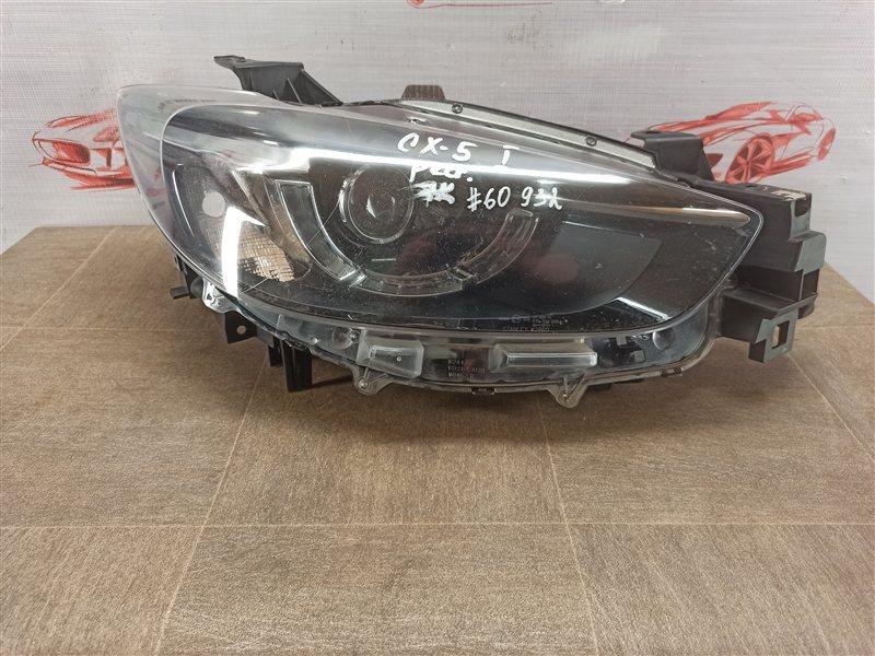 Фара правая Mazda Cx-5 (2011-2017) 2014