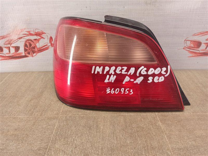 Фонарь левый Subaru Impreza (G11) 2000-2007 2000