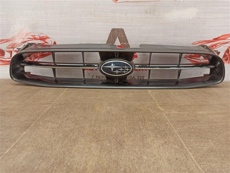 Решетка радиатора Subaru Impreza (G11) 2000-2007 2002