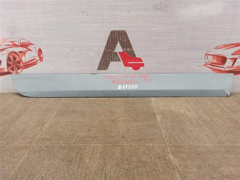 Накладка двери задней правой Audi A4 (B7) 2005-2009