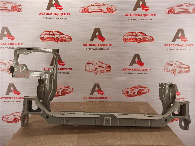 Панель передка (телевизор) - рамка радиатора Hyundai Elantra (2000-2006) Тагаз До 2008.