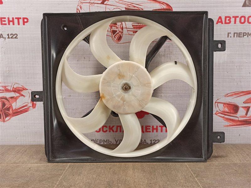 Диффузор радиатора охлаждения - рамка вентиляторов Geely Mk 2008-2015