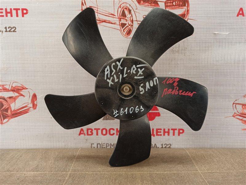 Вентилятор радиатора охлаждения - крыльчатка с мотором Mitsubishi Asx (2010-Н.в.)