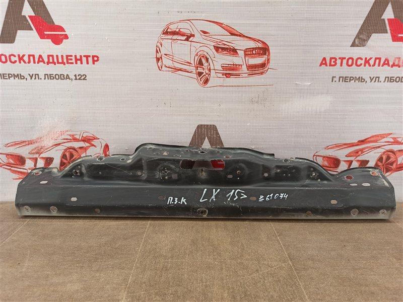 Панель передка (телевизор) - полка замка капота Lexus Lx -Series 2007-Н.в. 2015