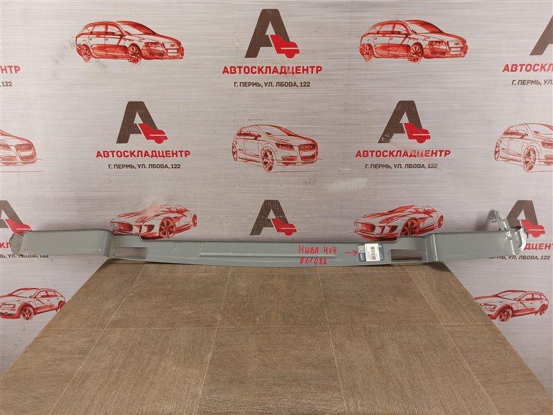 Панель передка (телевизор) - верхний кронштейн Lada 4Х4 (Нива)