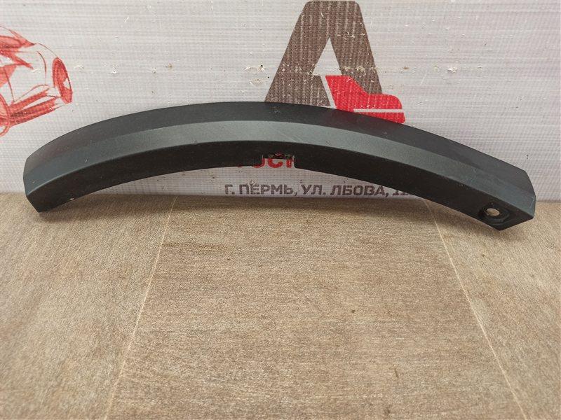 Накладка ( расширитель ) арки крыла на бампер - перед слева Toyota Fortuner (An160) 2015-Н.в.