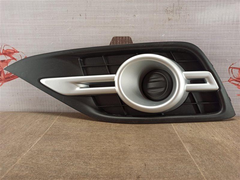 Заглушка противотуманной фары Honda Cr-V 4 (2012-2017) 2012 левая