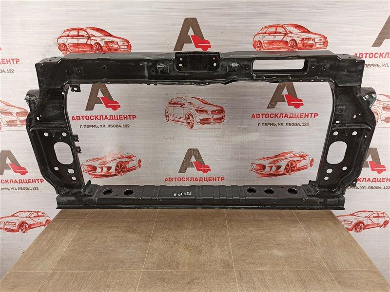Панель передка (телевизор) - рамка радиатора Hyundai Creta (2015-Н.в.)