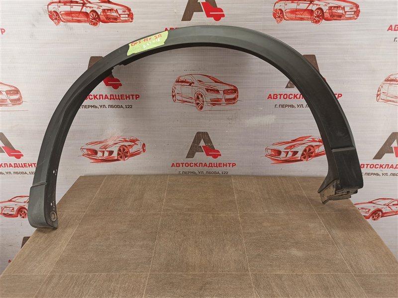 Накладка ( расширитель ) арки крыла - сзади справа Mazda Cx-5 (2017-Н.в.)