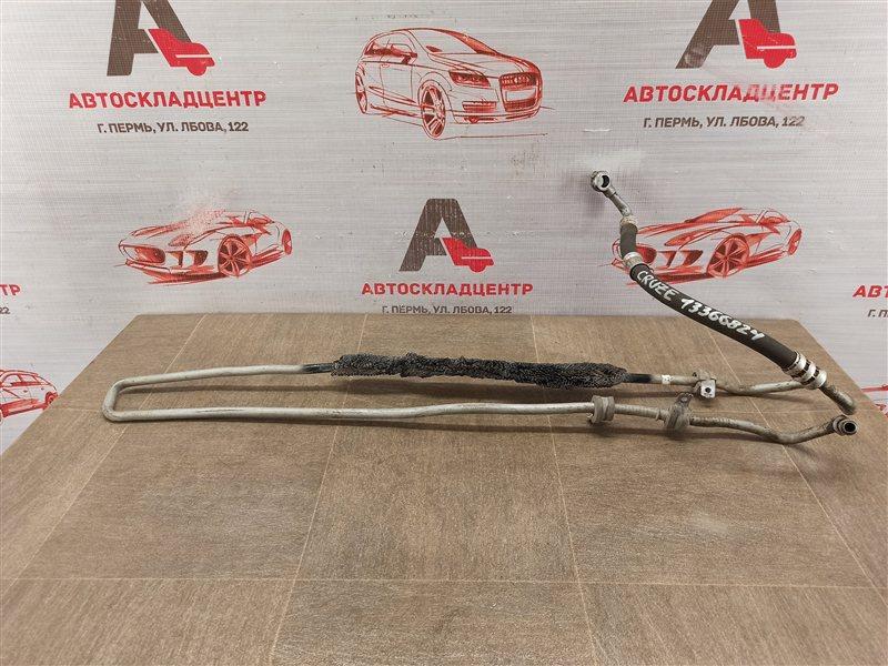 Радиатор дополнительный - гур (рулевое управление) Chevrolet Cruze