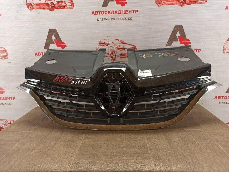 Решетка радиатора Renault Arkana (2018-Н.в.)